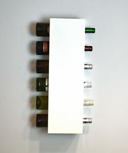 Kitchen Under Cabinet Space Filler Wine Rack 6 - 12 Bottle Holder Unit Shelf