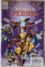 Patrulla X & Alpha Flight. 1 de 2. Comic