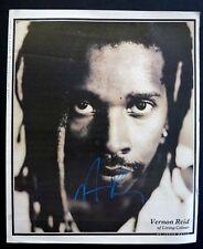 Vernon Reid Living Color Signed Autograph Magazine Photo Psa Bas Guaranteed F6