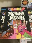 NEW! Monster Mash Cereal 50th Anniversary Count Chocula Frankenbery Boo Berry