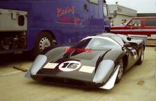 PHOTO  COYS 98 PETER SCHLEIFER'S LOLA T70 MK3B #SL76/144 HAD AN INTERESTING HIST