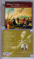 William Carter , Guitar, Fernando Sor early Worhs  ( CD_SACD )