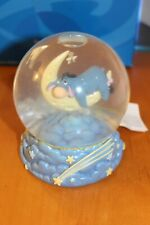 Disney Eeyore Moon Snowglobe in Original Packaging RARE
