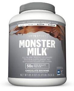 CYTOSPORT Monster Milk Chocolate Brownie 5.37 lbs