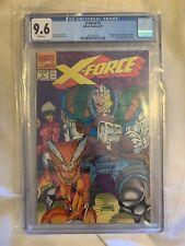 Xforce 1 CGC 9.6 1991