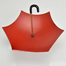 Great Vintage 1950s Umbrella Shaped Candy Dish Lacquered Metal Mid Century Retro