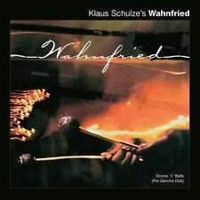 KLAUS SCHULZE's WAHNFRIED Drums'n'Balls CD Digipack 2016