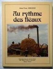 Au rythme des Fléaux : les cours de fermes des collines d' Artois à la Flandre