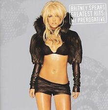 Britney Spears - Greatest Hits: My Prerogative (Audio CD - 2004) [Import] NEW