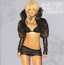 Britney Spears - Greatest Hits: My Prerogative (Audio CD - 2004) [Import] NEW