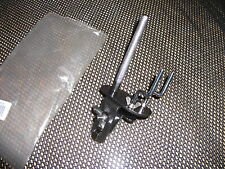 NEW Bass Drum Cowbell & Woodblock Clamp. Holder Mounts On Hoop for Cow Bell, etc