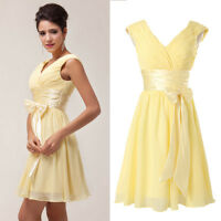 New Short prom Dresses Wedding Bridesmaid Homecoming Formal Evening Party Dress