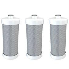 Refresh Water Filter - Fits Frigidaire 240389101 Refrigerators (3 Pack)