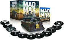 Mad Max Anthology High-Octane Collection - Limited Edition Car Box (Blu-ray) NEW