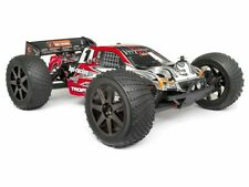 HPI Clear Trophy Truggy Bodyshell W/window Masks And Decals- 101779