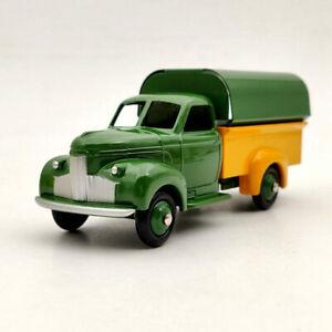 Atlas Dinky toys 25Q Studebaker Camionnette Bachee Truck Diecast Models
