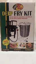 Bass Pro Shops Deep Fry Kit model 13305-I 30Qt Aluminum Turkey Deep Fryer/Boiler