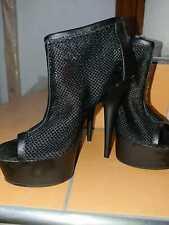 Sexy ed elegati scarpe a tacco alto Pleaser DELIGHT-600-12 Size 37