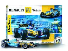 Heller 52701 Renault F1 Team 1/18 model kit