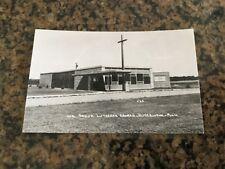 Vintage 1950s Postcard RPPC MN Our Savior Lutheran Church Hutchinson Photograph