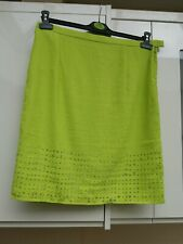 COS lime Green Skirt Lined Holidays Wedding Cruise Summer 12/14 See measurement