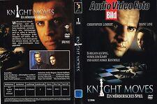 (DVD) Knight Moves - Ein mörderisches Spiel - Christopher Lambert, Diane Lane