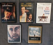 Tom Hanks -Forrest Gump, Saving Private Ryan, CastAway, Philadelphia, Green Mile