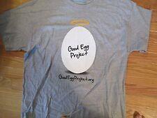 Good Egg Project T Shirt Size XL