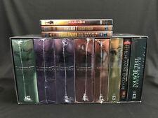 Highlander Complete Series dvd Seasons 1 2 3 4 5 6 Raven + Endgame + 3 movies