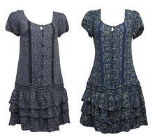 Robes vintage en polyester pour femme