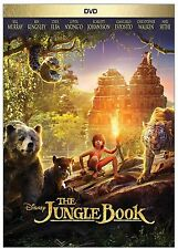 The Jungle Book (DVD 2016) BRAND NEW*Adventure, Drama SEALED SHIPPING NOW !