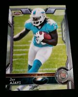 2015 Topps Chrome Mini Refractor #120 Jay Ajayi RC Rookie Dolphins