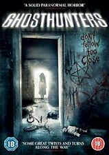 Ghosthunters (DVD) (NEW AND SEALED) (REGION 2) (FREE POST)