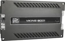Banda VIKING8001 Viking 8001 One Channel 8000 Watts Max @ 1 Ohm Car Audio Mono