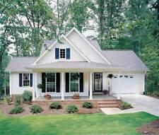 Einfamilienhaus mit schöner Veranda - kanadisch/amerik. Holz-Haus, ab 145 m²