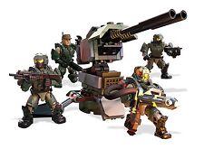 BRAND NEW!!!! Mega Bloks Halo 5 REQ PACK  Fireteam USNC YANKEE SQUAD DPJ88
