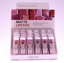 6 lipsticks - CELAVI COSMETICS Weightless Matte Lipsticks COSMLS010