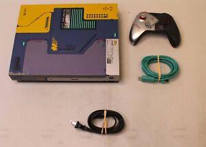 Microsoft Xbox One X 1TB Console - Cyberpunk 2077 Limited Edition Model 1787