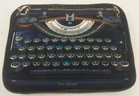 "RARE Ted Baker Vintage Typewriter Laptop Sleeve Case Bag Hard to Find Padded 13"""