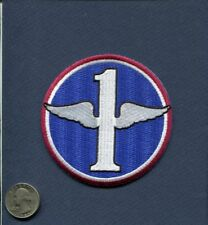 1st RW RECONNAISSANCE WING USAF U-2 RQ-4 Drone Squadron Patch