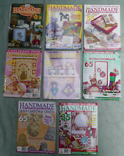 Bulk Lot HANDMADE Vintage Magazines Christmas Craft Gifts Fete Soft Toy Patterns