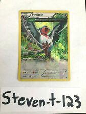 Swellow 72/108 XY Roaring Skies HOLO PERFECT MINT! Pokemon Card Rare