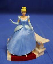 Cinderella Glass Slipper Blue Ball Gown Disney Hallmark Ornament 2007