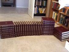 Encyclopedia Britannica 15th Edition 1986 Royal Burgandy Edition  36 Volumes