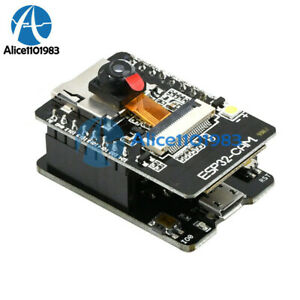 ESP32-CAM-MB CH340G 5V WIFI Bluetooth Development Board +OV2640 Camera Module