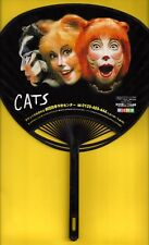 "Andrew Lloyd Webber ""CATS"" Longest Running Musical in Japan 1990's Nagoya Fan"