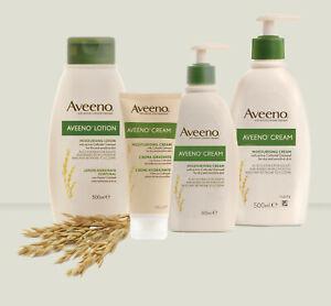 Aveeno Daily Moisturising Cream - 100ml,300ml,500ml