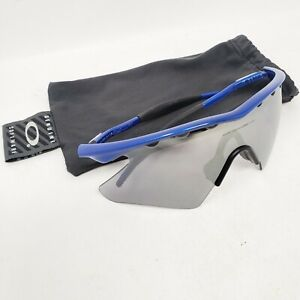Vintage Oakley - Mumbo M Frame - Metallic Blue - with Cloth Bag