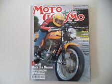 MOTOCICLISMO D'EPOCA 8-9/2002 AERMACCHI CIGNO/DUCATI MARK 3/KTM GS 125/SEVITAME