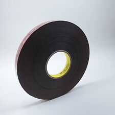 """New listing  Brand New Genuine 3M Vhb 5915 Double-Sided Adhesive Foam Tape 3/4""""x72yds Roll!"""